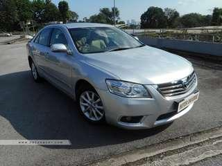 Cheapest Long Term Rental Toyota Camry 2.0A