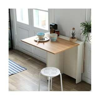 🚚 Smart Dining Table - 120cm