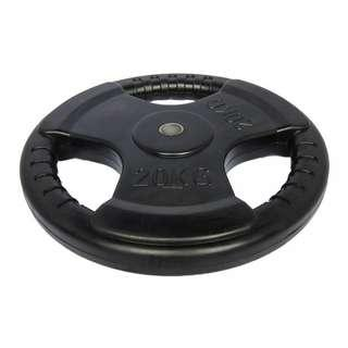 🚚 25KG Rubber Olympic Plate