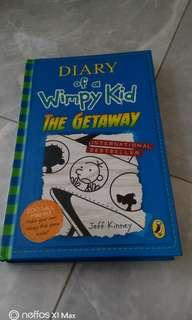 Diary of the wimpy kid the getaway