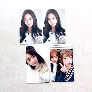 [WTT] iz*one colour iz / debut album pcs