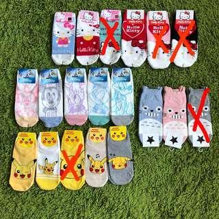 Korean ankle socks
