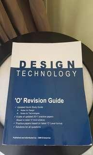 Design&Technology Revision Guide