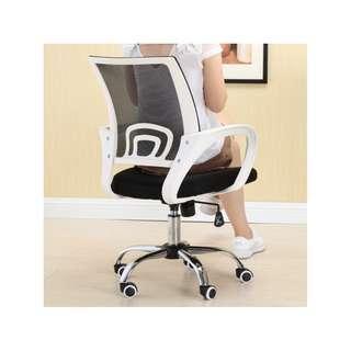 🚚 Office Chair-White Frame