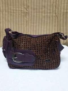 Repriced! Purple bag (small)