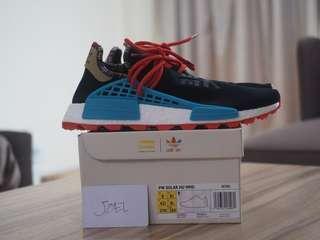 9US Adidas x Pharrell Williams NMD Human Race