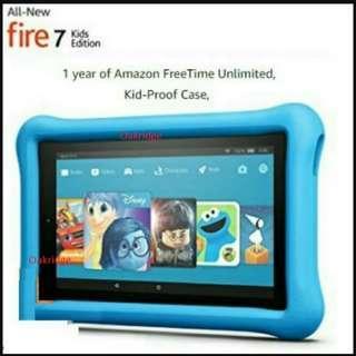 Amazon Fire 7 N HD 8 Kids Edition