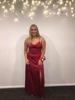 Red Formal Dress