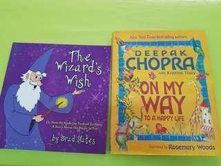 Picture books on living life