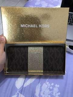 DIJUAL LIMITED EDITION MICHAEL KORS WALLET AUTHENTIC!!!
