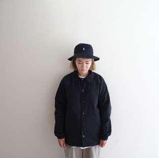 🚚 黑色鋪棉教練外套🔥賣場商品任選兩件9折 3件85折🔥