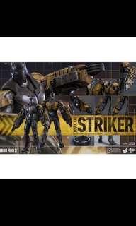 Hot toys Striker Iron Man Mark