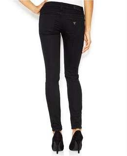 Black guess skinny jeans