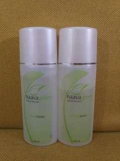Naavagreen (Facial wash & Toner)