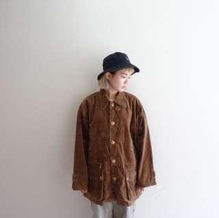 🚚 復古可可色工裝大衣🔥賣場商品任選兩件9折 3件85折🔥