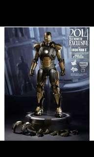 Hot toys Iron man Python