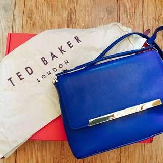 🚚 Ted Baker全新寶藍小包半價!