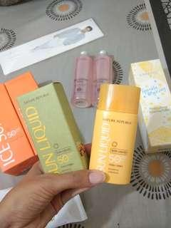 New! Nature Republic Sun Liquid