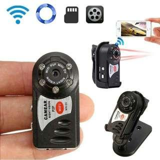 Wifi IP Security Hidden Night Vision Cam FHD1080p