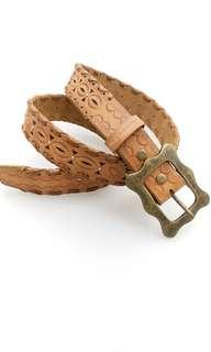 Abercrombie and Fitch Thin Leather Belt