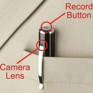 Spy Pen Camera Camcorder FHD1080p