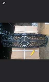 Cla 250 星鬼面罩 Diamond grill