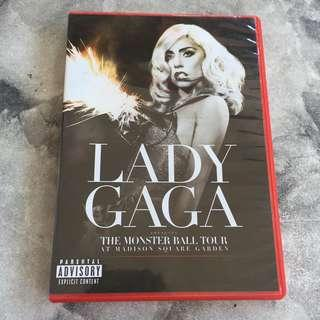 Lady Gaga - Monster Ball Tour DVD