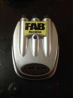 Danelectro FAB Overdrive