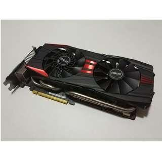 GTX 780 3GB Asus Direct II