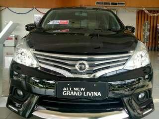 All New Grand Livina 1.5 SV Spesial Version