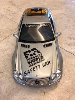 F1 safety car model car