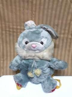 Bunny stuffed toy bag