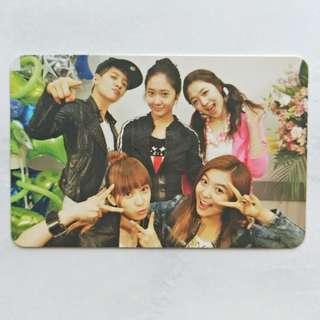 F(x) Nu Abo Official Group Photocard