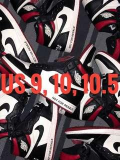 Jordan 1 Not For Resale NRG