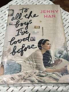 Pre-loved book To All the Boys I've Loved Before