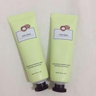 Hand Cream Coconut - Miniso