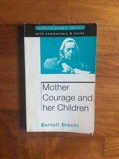 Bertolt Brecht - Mother Courage and Her Children (Methuen Student Editions, 1999)