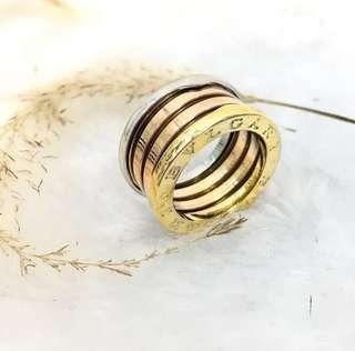 Bvlgari Bzero1 Threeband Ring