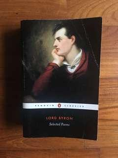 Lord Byron - Selected Poems (Penguin Classics, 2005)