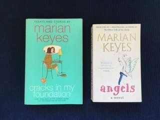 Bundle of 2 books by Marian Keyes