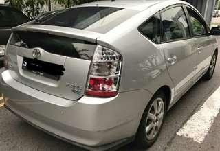 TOYOTA PRIUS AUTO TRANSMISSION YEAR 2011/2012  SUPERB CONDITION WELL MAINTAINED  NICE & CLEAN INTERIOR  STATUS SINGAPORE 🇸🇬 SELF COLLECT JB RM 12K NETT OFFERRR PRICEE