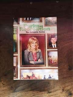 Parks and Recreation DVD Set