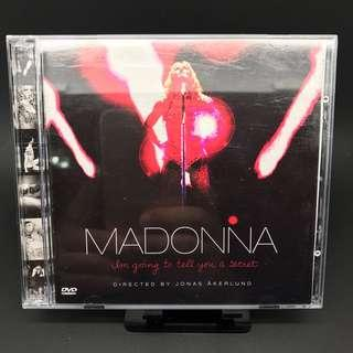 Madonna 「 I am going to tell you a secret 」演唱會