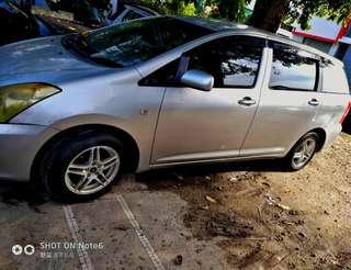 TOYOTA WISH 1.8A VVTI ENGINE AUTO TRANSMISSION YEAR 2008/2009  SUPERB CONDITION WELL MAINTAINED NICE & CLEAN INTERIOR  STATUS SINGAPORE 🇸🇬 READY JB (ANYTIME CAN DEAL) RM 7500 SIAP ROADTAX 🇲🇾 N PLAT 🇲🇾
