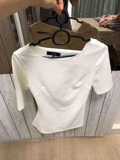 🚚 MDS brand new white top