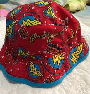Wonder Woman Kids Reversible Hat