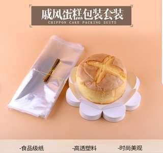 Chiffon Cake Packaging