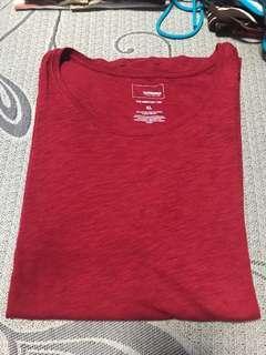 Red Basic Tshirt