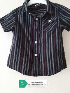 Boy shirt 18M