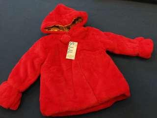 Winter pink Jacket
